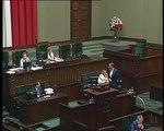 Poseł Cezary Olejniczak - Wystąpienie z dnia 08 lipca 2015 roku.