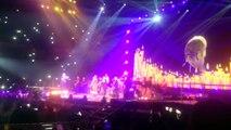 Robbie Williams  - Angels. Live @ Riga, Latvia. 06.04.2015