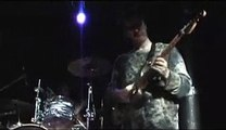 Rock Blues Solos drums bass guitar shredding