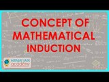 585 Class XI - CBSE, ICSE, NCERT -  Concept of Mathematical induction