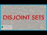 493.Disjoint sets$ CBSE  Maths Class XI, ICSE Maths Class 11-