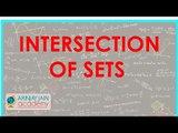 484.$ CBSE  Maths Class XI, ICSE Maths Class 11-    Intersection of Sets