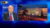 """Accord avec la Grèce: Jacques Généreux parle de """"crime contre la démocratie"""""""