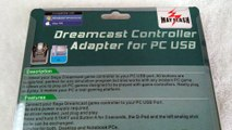 Sega Dreamcast Mayflash Controller Adapter for PC
