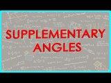 117-CBSE Class VI Maths,  ICSE Class VI Maths -  Supplementary Angles