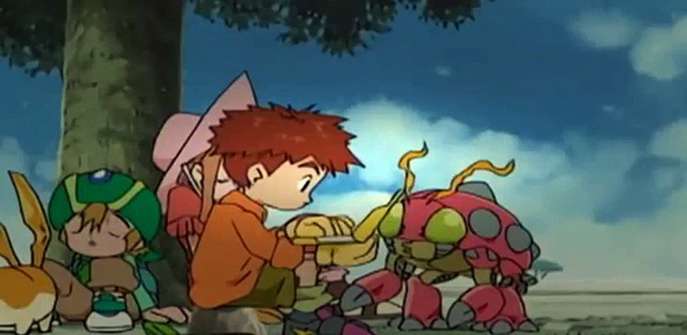Digimon Tri Ger Sub