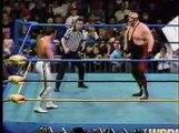 WCW - Vader vs Buff Bagwell