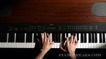 How to Play Piano Lessons For Beginners - 8 - Wave Chords