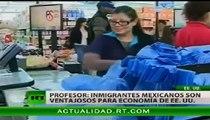 inmigracion mexicanos en estados unidos regresan centroamericanos hacia estados unidos aumenta