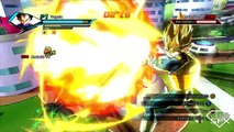 Dragonball Xenoverse - The Saiyan Prince Vegeta Character Gameplay