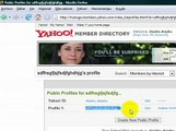 Imbotable ID Yahoo messenger