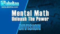 Mental Math Division - Divide Any Whole Number By 5 Quickly.