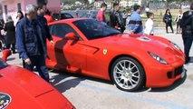 Bacoli XII Raduno di auto d'epoca Classic Car Club Napoli