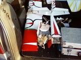 construction avion rc le SATANAS après crash ...building a plane after crash.