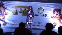 Luis Gustavo - Anime Friends '15 (Animekê - categoria Jpop/Jrock)