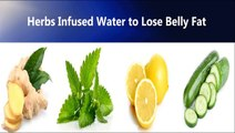 Weight Loss Diet Drink Lose Weight without Exercise - Infused Water to Lose Belly Fat Quick