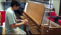 Hallelujah Leonard Cohen Carillon Cover on Sydney University Carillon
