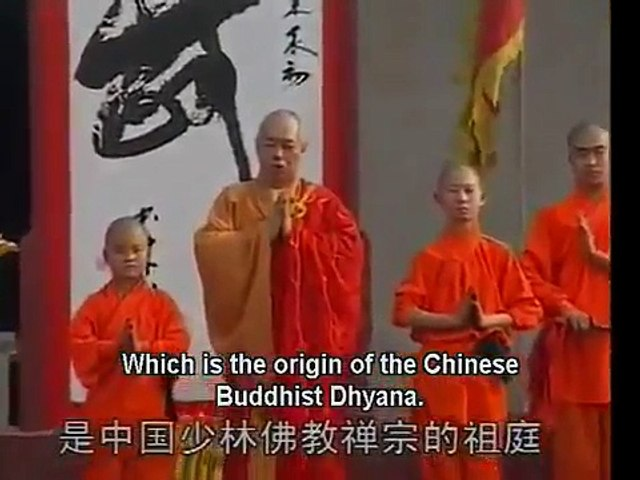 Shaolin kung fu basic moves 5