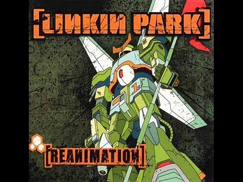 Linkin Park Frgt/10 Perfect Instrumental (Reanimation album)