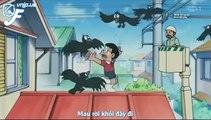 Doraemon Đường chân trời trong phòng Nobita
