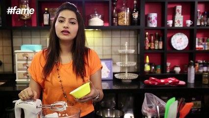 #fame Food - How to Make Pavlova | Sahiba Kohli