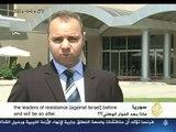 Syrian Ulema Supporting Uprising - Shaykh al-Yaqoubi speaking to Al-Jazeera July 12th 2011