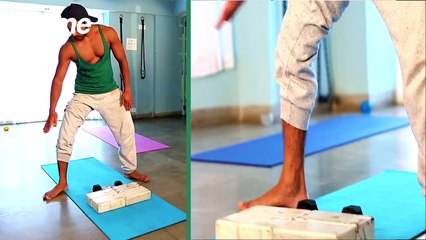 Terence Lewis - 5 Warm Up Exercises - #fame