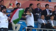 Italy 3-0 South Korea | All Goals and Full Highlights - Men's Football Gold Medal Match - Universiade Gwangju Games 2015