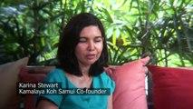 Health Retreat Thailand: Healthy lifestyle Programs at Kamalaya Koh Samui with Karina Stewart