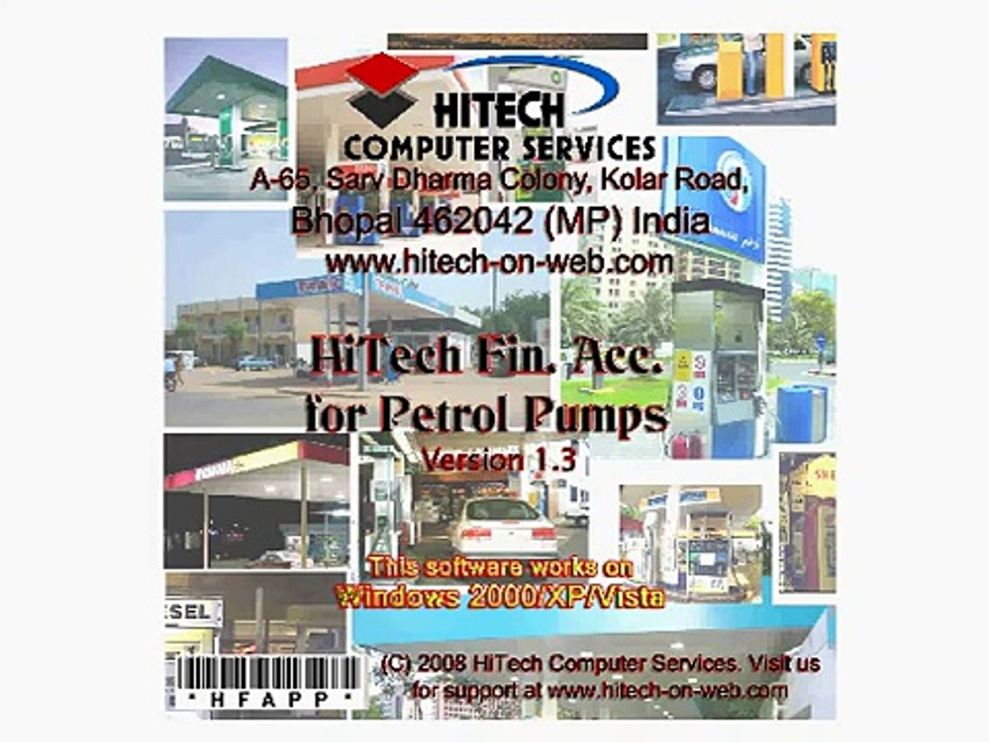 Accounting Software, Inventory Control Software, Billing Software from HiTech