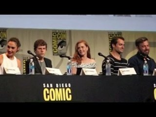 The 'Batman v Superman: Dawn of Justice' Panel At 2015 Comic-Con In San Diego