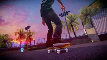 Gameplay trailer de Tony Hawk's Pro Skater 5