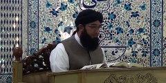 Juma-tu-Mubarik Speech by Professor Abdul Ghafoor Najam (Part-I)