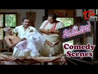 Siva Rama Raju Comedy Scenes | Back to Back | Jagapathi Babu | Venkat | Sivaji