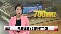 Competition for 700 MHz frequency band ramps up