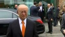 Le directeur général de l'AIEA annonce un accord sur le programme nucléaire iranien