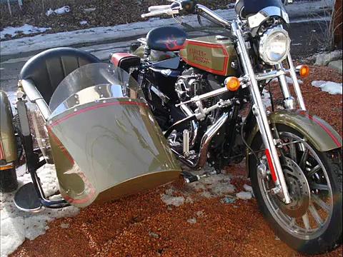 2010 Harley Davidson ?