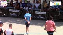 2015 France Doubles à Gap, Sport Boules, barrages M1