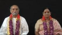 Shri Bhagwan's Birthday's Webcast 7th March 2014.[Recorded].
