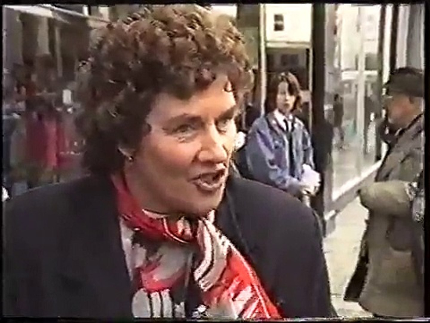 what 1992 means to Cork people in 1989 - Late Late Show RTE 1989