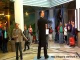 Flash Mob Dogora, Centre Jaude, Clermont-Ferrand