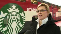 SBB und Starbucks lancieren erstes Coffee House - Liz Muller, Starbucks