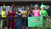 Camp Simcha Sets World Record for the Longest Childhood Cancer Ribbon