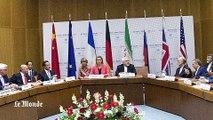 """Nucléaire iranien : l'accord de Vienne est """"une victoire de la diplomatie"""": une victoire de la diplomatie?"""