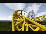Vertigo - Custom Nolimits Giga Coaster