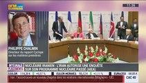 Accord sur le nucléaire iranien: Quelles conséquences sur les cours de pétrole ?: Philippe Chalmin - 14/07