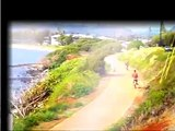 Travel around the world  Kauai, hawaii  Kapa'a and Kilahuea at the east coast