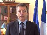 Alain Joyandet forum franco-africain PME/PMI Franche-Comté