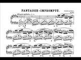 Chopin   Fantaisie Impromptu, Op  66 Arthur  Rubinstein
