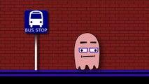 Pacman meets Sharknado animation scene working on.